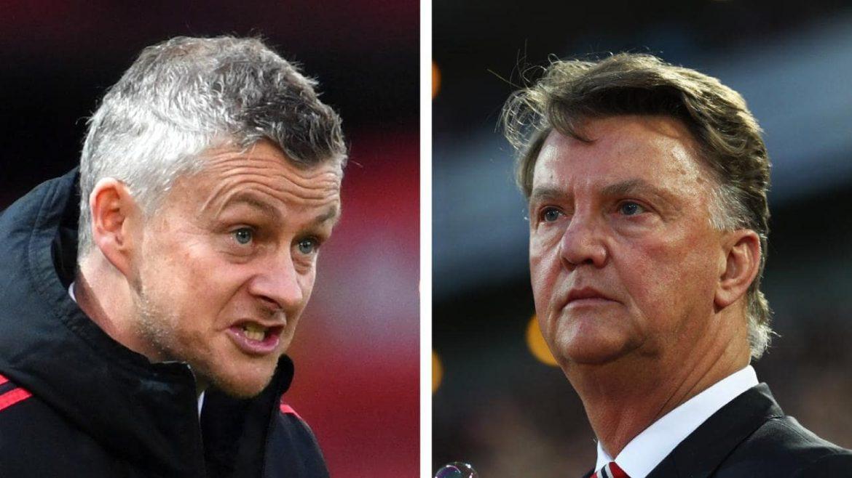 Van Gaal Slams Manchester United Manager, Solskjaer Again?